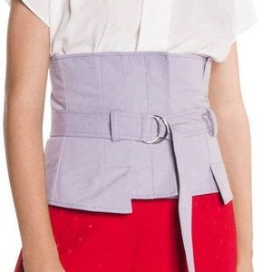 Women's Cue Lilac Belted Corset Size 8 & 10